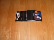 Basic set 90 Inkworks X- Files Season 8 2002 Trading Cards Excellent Condition