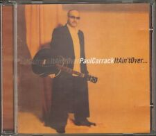 PAUL CARRACK It Ain't Over CD 11 track 2003