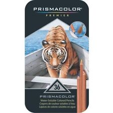 Prismacolor Premier Water-Soluble Colored Pencils 36 Pack