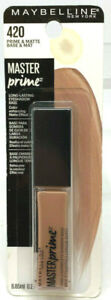 Maybelline Master Prime Long-Lasting Eyeshadow Base Sealed 420 - Prime & Matte