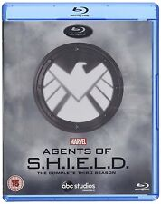 Marvel's Agents of SHIELD - Season 3 Three [Blu-ray, Region Free, S.H.I.E.L.D.]