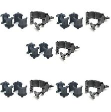 5x Chauvet CLP10 360° Wrap Around O-Clamp For Lighting Stands & Truss
