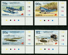 SAMOA - 1995 '50th ANNIVERSARY END WWII' Set of 4 MLH SG961-964 [A8661]