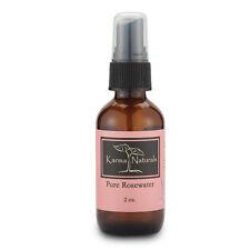 Karma Naturals Pure Rosewater Spray Natural Face Toner Anti Toxic Skin Fresher