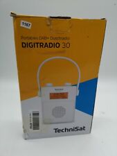 TechniSat DIGITRADIO 30 - wasserdichtes DAB+ Duschradio UKW, DAB DEFEKT 1167