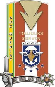 Lot De 10 insignes promotion ENSOA 350