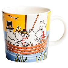 Arabia Moomin mug Sailing with Nibling & Tooticky, Seasonal mug 2014 new