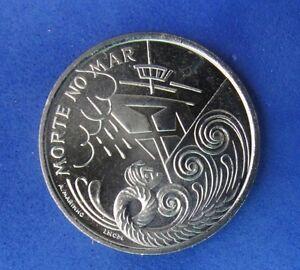 PORTUGAL 200 Escudos Gedenkmünzen 1999 KM#716  DEATH ON THE SEA