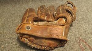 VTG Rawlings 1940's Bill Doak 5BD Model Baseball Mitt Glove
