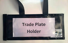 TRADE PLATE HOLDER   -   Registration / Number plate holder