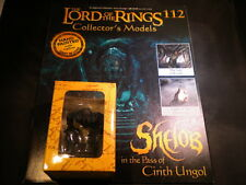 Lord of the Rings Figures - Issue 112 Shelob in the Pass of Cirith Ungol - eagle