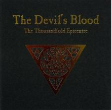 "THE DEVIL'S BLOOD ""THE THOUSANDFOLD EPICENTRE"" CD ARTBOOK LIMITED ED. NEW SEALED"