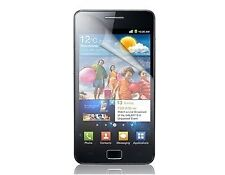 OtterBox Clearly Protected serie 360 protector de pantalla para Samsung Galaxy SII