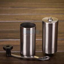 Slim Ceramic Burr Hand Crank Manual Coffee Grinder Bean Portable Mill New #2