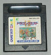 Dragon Quest I + II 1 & 2 Cart Only (Japanese) - Nintendo Game Boy Color Japan