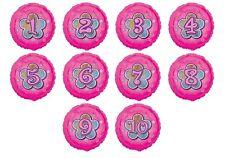 Palloncini rosa Amscan compleanno bambino per feste e party