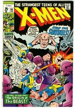 X-Men #68 (1970) VF/NM New Marvel Collection