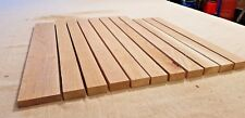 OAK TIMBER SOLID WOOD SLATS (KILN DRIED) 555x45x21 (7110)