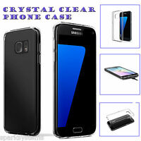 Crystal Clear Transparent Soft Silicon Gel Phone Case For iPhon Samsung Hawaii