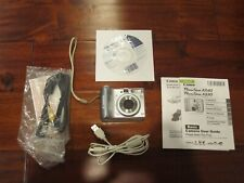 Canon PowerShot A540 6.0MP Digital Camera - Silver WORKS GREAT