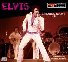 Elvis - Opening Night 1971 - Digi Pk CD - New & Sealed