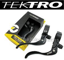 Tektro RL720 Bike Top Mount Cross Brake Levers Pair Black Set 24mm Cantilever