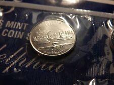 2005 mint set with P Minnesota State Quarter 25c Extra Tree DDR004 Satin Finish