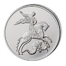 Russland - 3 Rubel 2018 - Sankt Georg der Drachentöter - 1 Oz Silber ST