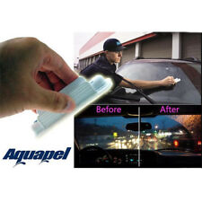 AQUAPEL Applicator Windshield Glass Treatment Water Rain Repellent Repels E7