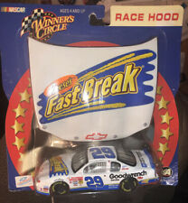 #29 KEVIN HARVICK REESE'S FAST BREAK CHEVY MONTE CARLO  Race Hood - 1:43 SCALE
