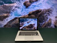 Apple Macbook Pro 13 | 8GB RAM | 1TB SSD | 2.5GHz i5  | MacOS 2019 Catalina