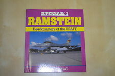 Buch Ramstein Superbase 3 Headquarters of the USAFE