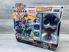 Bakugan Battle Pack GameStop Exclusive - 2 Ultra 3 Bakugan 10 BakuCores 5 Cards