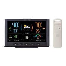 AcuRite Digital Weather Station Wireless Outdoor Sensor Color Display