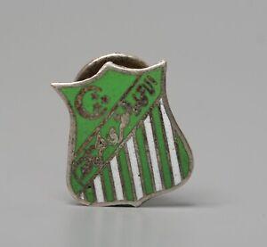 Antique Egypt Egyptian Football Federation Pin Badge Enamel Buttonhole Soccer