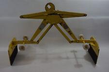 Nordgreif 6393 Hebeklemme Lastaufnahmemittel Hebezange Kran Hebezeug Kartonzange
