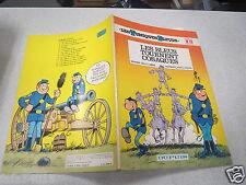 GA1 BD LES TUNIQUES BLEUES T 12 LES BLEUS TOURNENT COSAQUES 1977  *