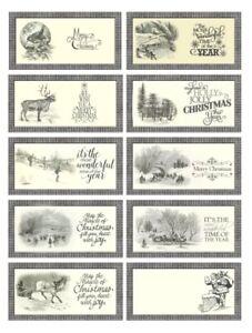 Aufkleber-Möbeltattoo-transparent-Shabby-Vintage-Christmas-Weihnachten-1271
