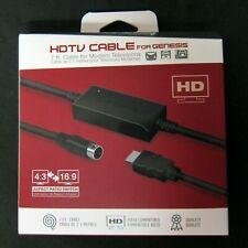 Hyperkin MD HD HDMI Cable Adapter to Sega Genesis Mega Drive 1 2 3 for HDTV 720P