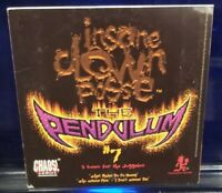 Psychopathic Rydas - 3 tunes for the Juggalos CD insane clown posse pendulum 7