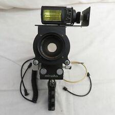 Vintage Minolta 100mm Rokkorx Bellows