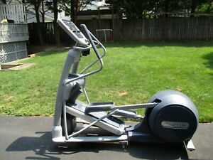RECONDITIONED PRECOR 815 WITH P10 CONSOLE.  NEW BATTERY, CLEANED, LUBED, TESTED!
