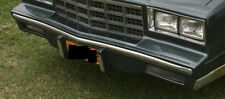 1981-1986 NEW MONTE CARLO FRONT BUMPER TRIM (ONE PIECE)!