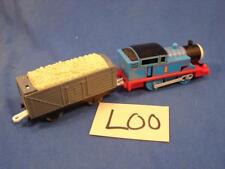 L00 THOMAS THE TRAIN AND TENDER BATTERY PACK MATTEL 2009 MOTORIZED UNTESTED