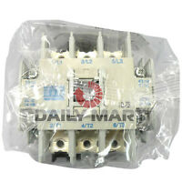 MITSUBISHI MAGNETIC CONTACTOR RELAY S-N35 AC110V COIL 2NO + 2NC NEW