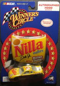 Winner's Circle 2002 Earnhardt Jr Nilla Wafers Car Hood NASCAR