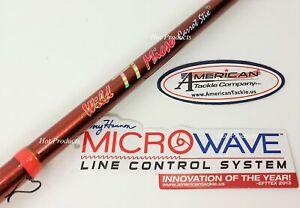 "Carrot Stix SPINNING 6' 9"" Medium Wild PRO Titanium TOURNAMENT Fishing Rod"