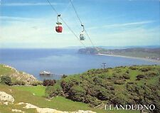BR90396 llandudno cable train wales cable railway and pier