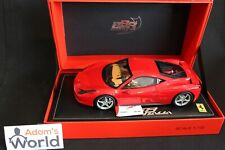 BBR Ferrari 458 Italia 2009 1:18 Rosso Corsa 322 (PJBB)