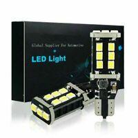 2* 921 LED Reverse Light Canbus Error Free 912 T15 W16W Backup Bulb 1200LM White